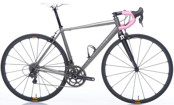 2015 Falkenjagd special editio ti campy pink