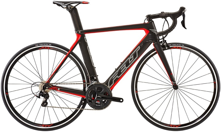 2015 Felt AR5 black red shimano 105