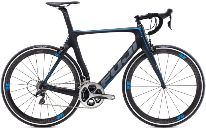 2015-Fuji-Transonic-1-3-aero-road-bike blue grey dura ace