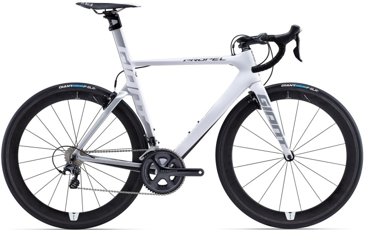 2015 Giant Propel Advance SL2 ultegra white