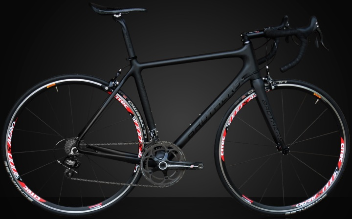 Brothers black bike 2014