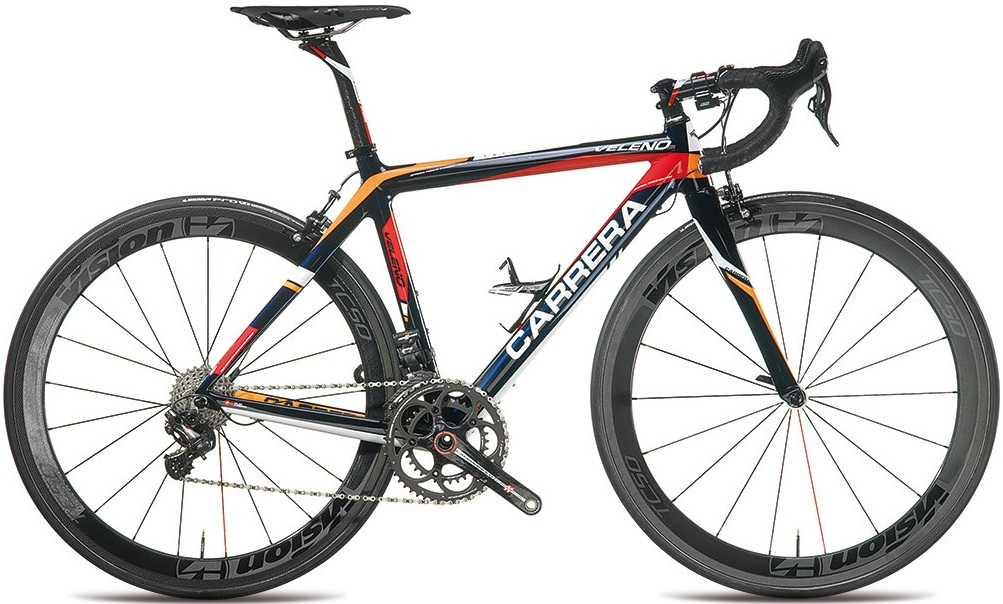 Carrera Veleno RN campy super record 2014 orange blackneuroticarnutzCarrera Veleno RN campy super record 2014 orange blackScott Foil Premium 2015 dura di2 black orange