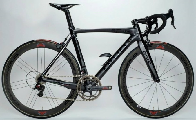 Divo Carbon ST 2015 black campy 80th