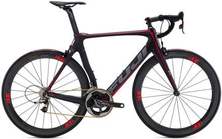 Fuji Transonic red black sram 2015