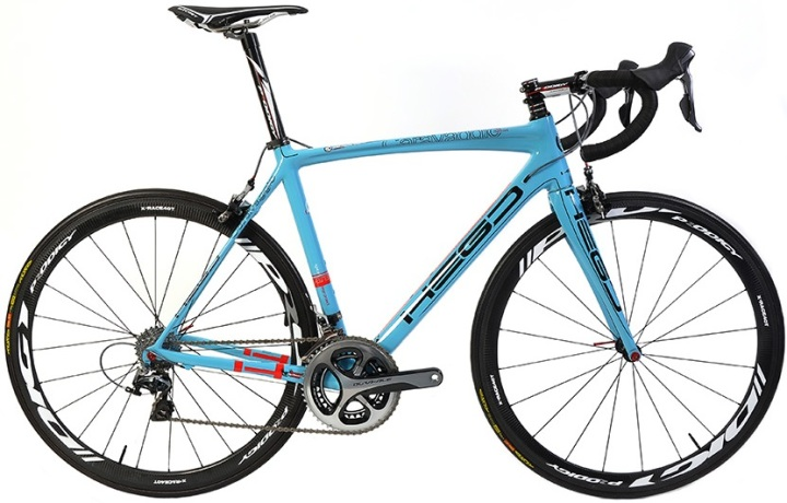 Hego Caravaggio light blue dura ace 2015