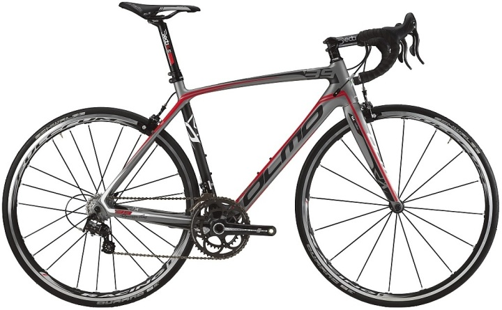 Olmo-Trentanove-Rahmenset_ grey red campy 2014
