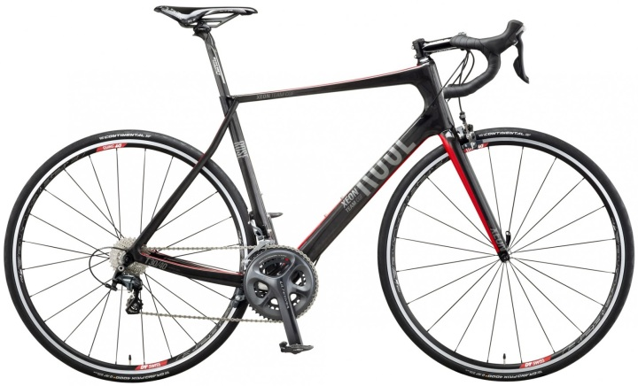ROSE XEON TEAM CGF 3000 2015 ultegra black red