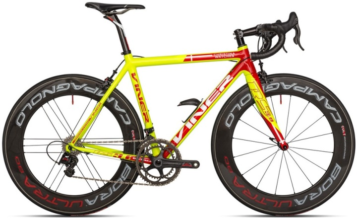 Viner Maxima 2015 yellow red campy 80th anni