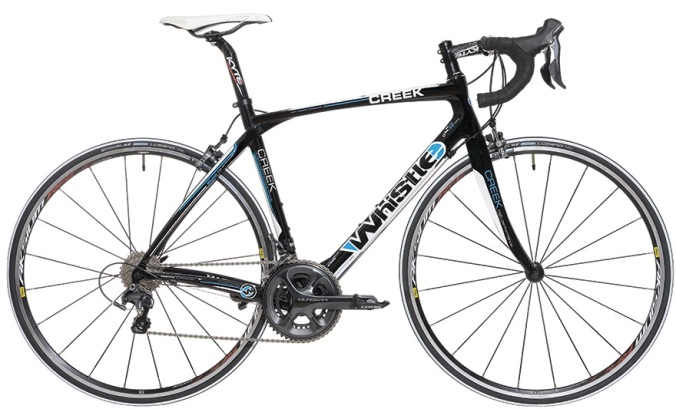 Whistle Creek ultegra light blue black 2014