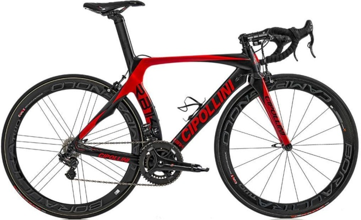 2015 Cipollini red black campy rb1k