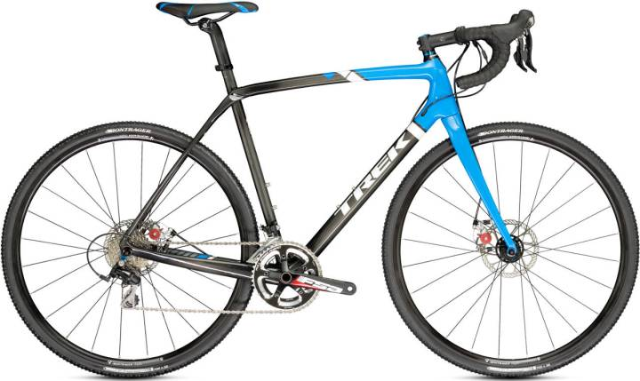 2015 Trek Boone cx disc light blue