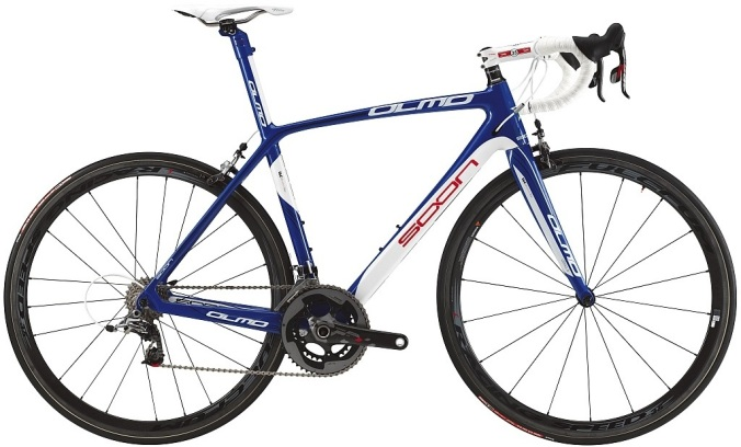 Olmo-Soon sram red white blue 2014