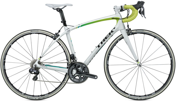 Trek Silque_SSL_2 2014 lime yellow white ultegra