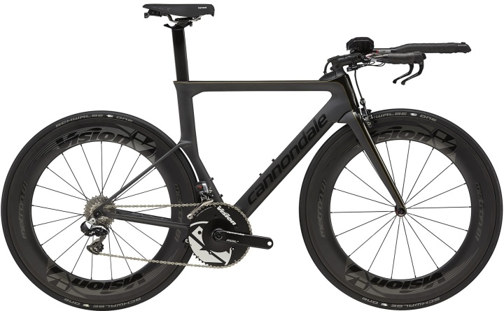 2015 Cannondale Slice Black Inc. tt