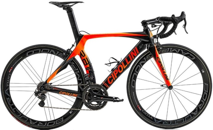 2015 Cipollini RB1K orange black campy