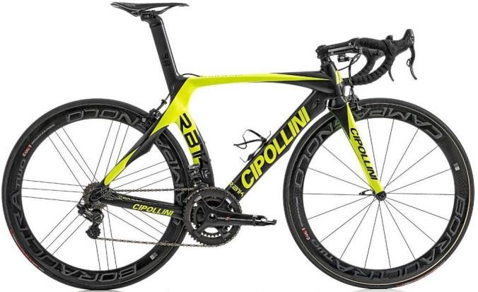 2015 Cipollini rb1k yellow black campy