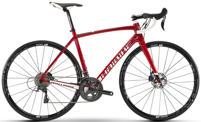 2015 Haibike Challenge RX Pro red ultegra disc