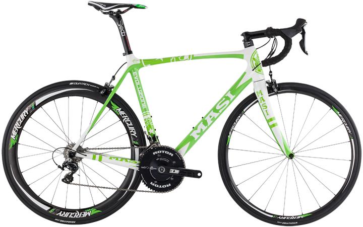2015-Masi-Evoluzione-Team green white dura ace
