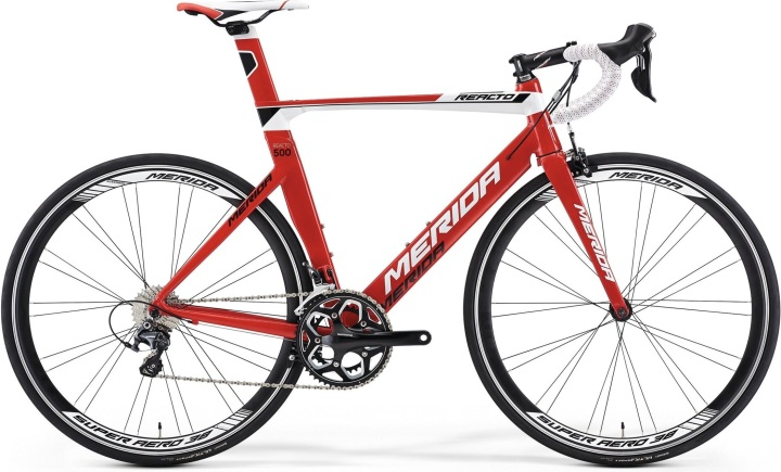 2015 Merida Reacto 500 red black ultegra