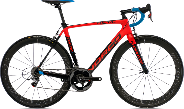 2015 Norco Tactic SL sram red light blue