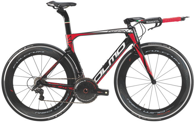 2015 Olmo Gepin tt red