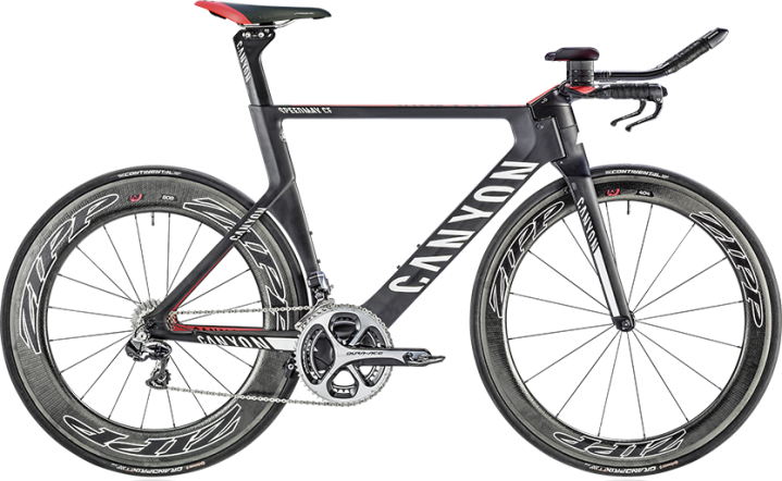 Canyon speedmax-cf-9-sl tt black red 2015