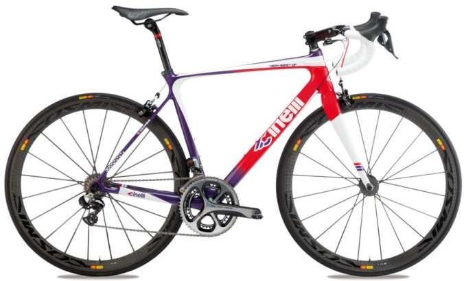 Cinelli Very_Best_Of_dura ace purple red white 2015