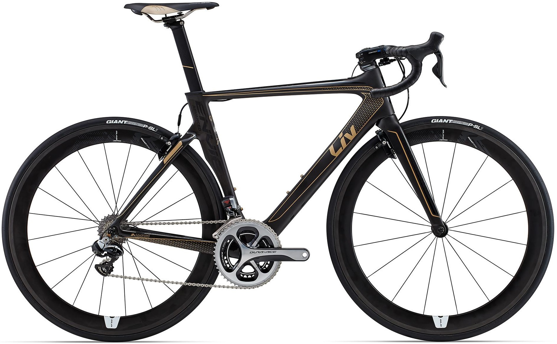 Envie-Advanced-Pro 2015 black gold GiantneuroticarnutzEnvie-Advanced-Pro 2015 black gold Giant2015 Canyon Aeroad CF omega pharma