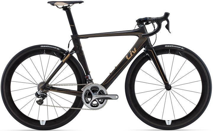 Envie-Advanced-Pro 2015 black gold Giant