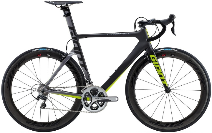 Giant Propel-Advanced-SL-1-2015 dura ace lime black