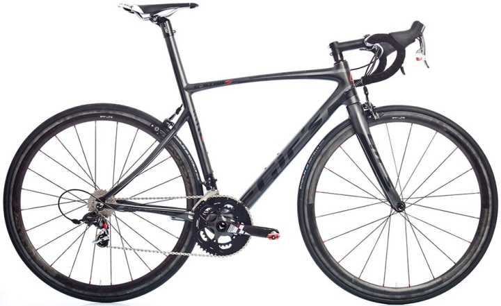 Gir's G-Star 2013 sram red black grey