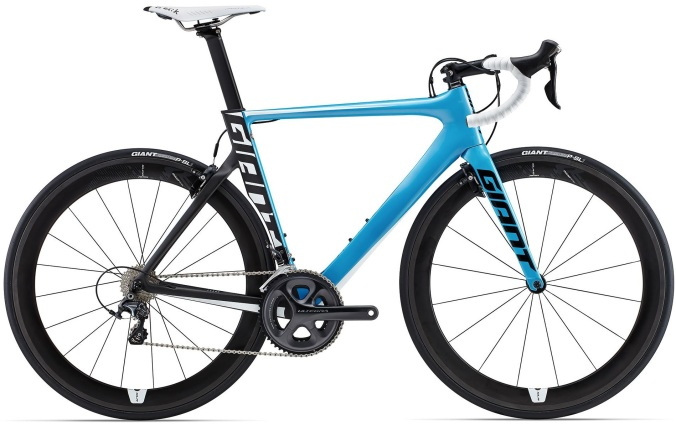 Propel-Advanced-Pro- light blue 2015 Giant