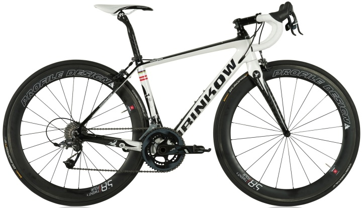 2015 Hrinkow Scorpion white sram force