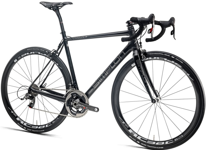 2015 Simplon Pavo 3 Ultra black sram red