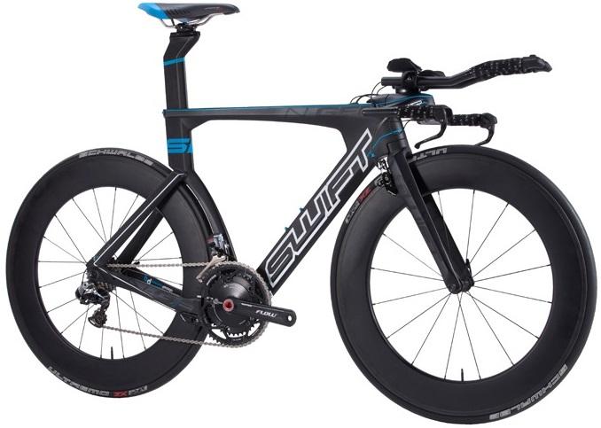 Swift Carbon Neurogen tt black blue 2015