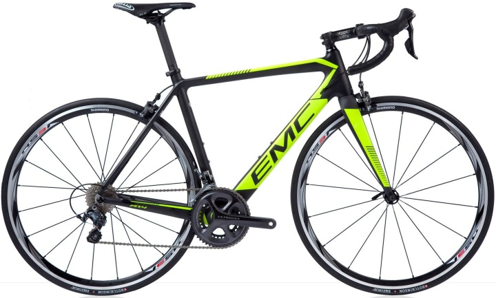 2015 EMC R1.4 lime yellow ultegra