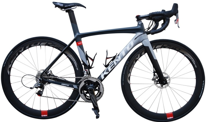 2015 Kento KR-R disc sram red22 grey