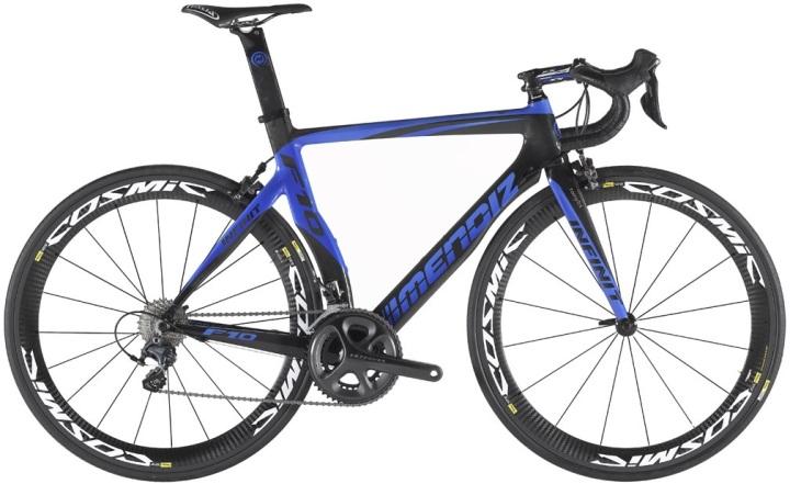 2015 Mendiz F10 blue ultegra