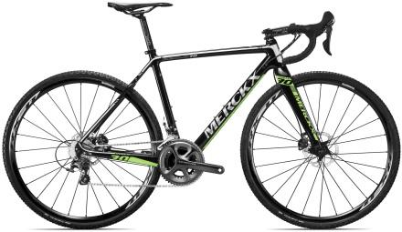 2015 Merckx Eeklo70 disc ultegra green