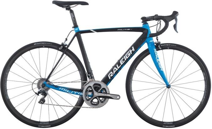 2015 Raleigh Militis 4 blue dura ace