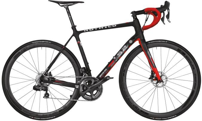 2015 Rotwild r-s2 ultegra disc red black
