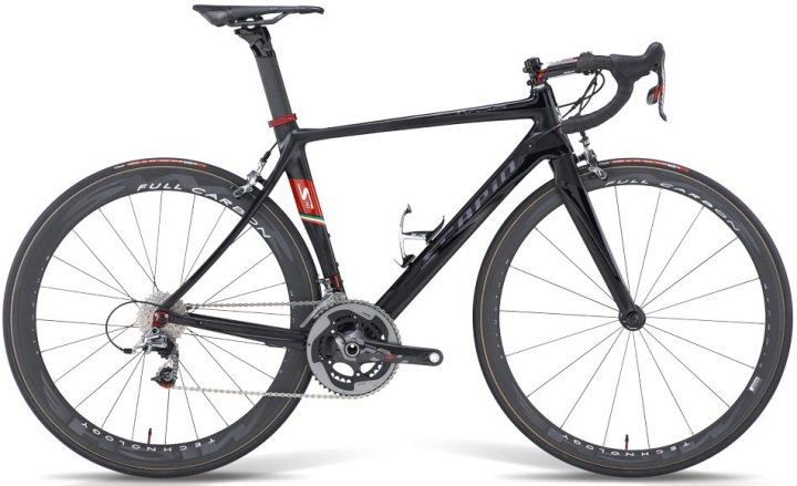 2015 Scapin Ivor black red sram