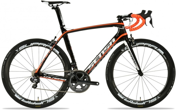 2015 Sensa calabria_custom ultegra orange black