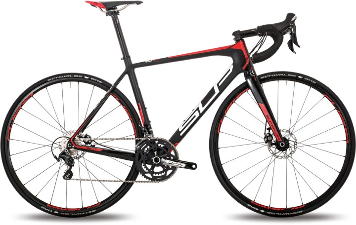 2015 Superior Road Team Elite red black ultegra