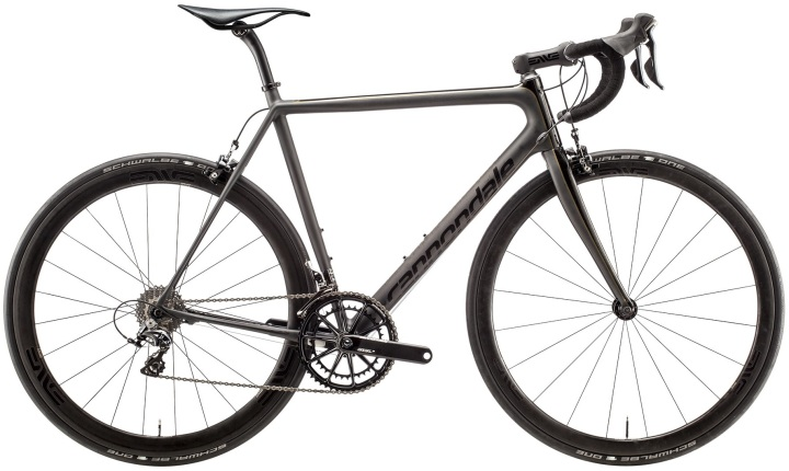 Cannondale SUPERSIX EVO BLACK INC 2015