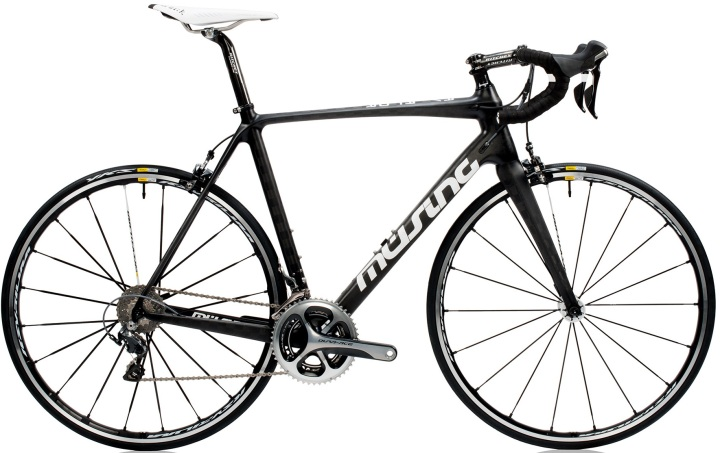 Müsing Aviator black dura ace 2015