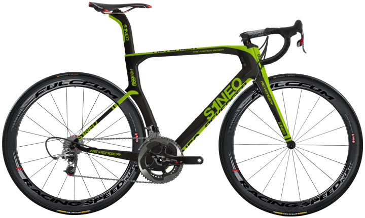 S1Neo 699 lime green sram red 2015