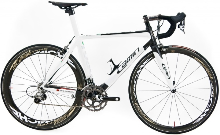 2015 Camin Road Team black white sram