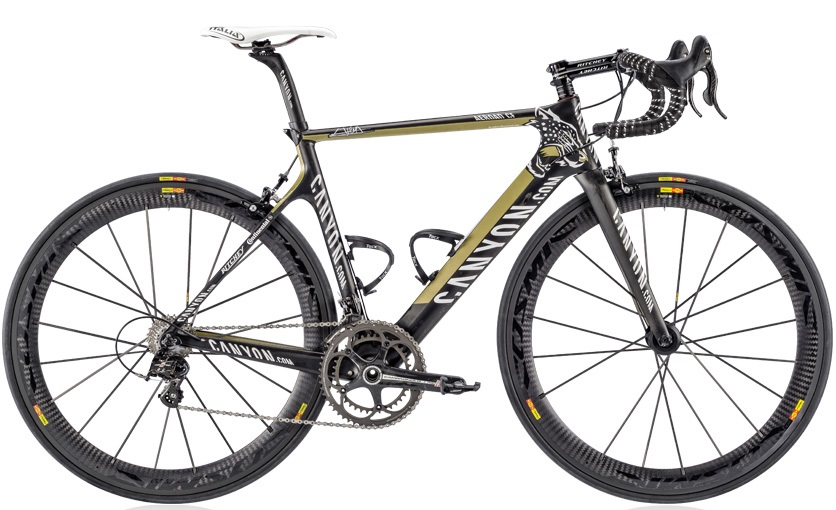 2015 Canyon Bikes Preview Canyon Aeroad CF omega