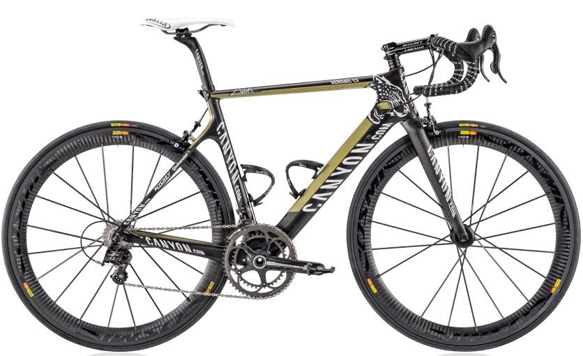 2015 Canyon Bikes Preview Canyon Aeroad CF omega